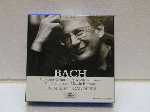 BACH 9 - CD Set