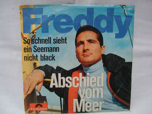 "Freddy ""Abschied vom Meer"""